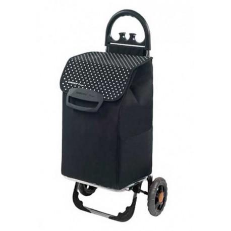 Wózek na zakupy Aurora Canadese Czarny