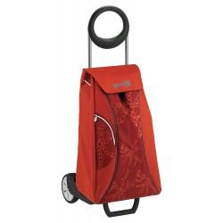 Wózek na zakupy Gimi Market Czerwony