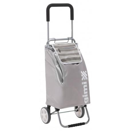 Wózek na zakupy Gimi Flexi Szary