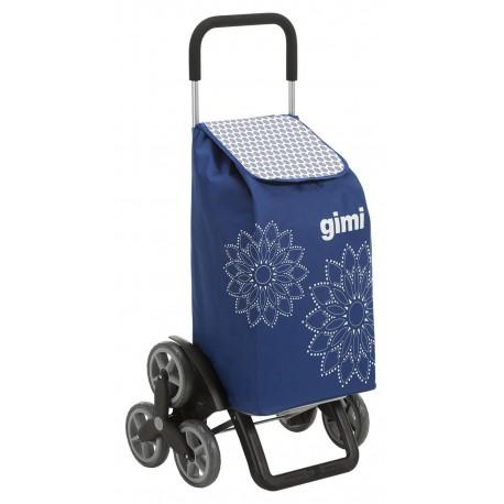 Wózek na zakupy Gimi TRIS Niebieski