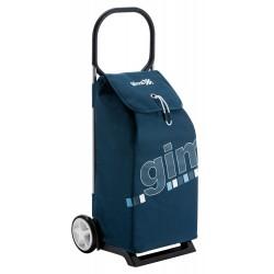 Wózek na zakupy Gimi ITALO Niebieski