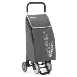 Wózek na zakupy Gimi TWIN Szary