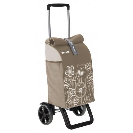 Wózek na zakupy Gimi Rolling Thermo Brązowy