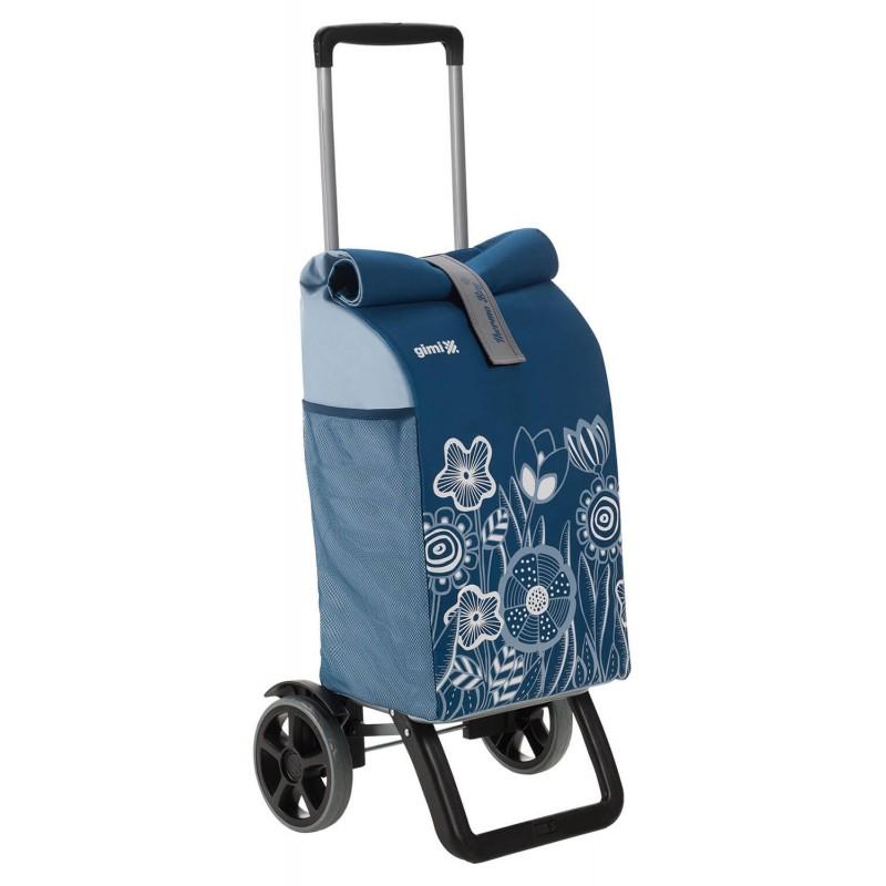Wózek na zakupy Gimi Rolling Thermo Granatowy