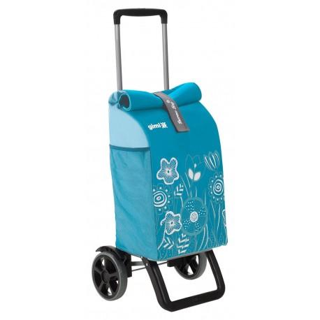 Wózek na zakupy Gimi Rolling Thermo Niebieski