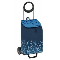 Wózek na zakupy Gimi Ideal Granatowy