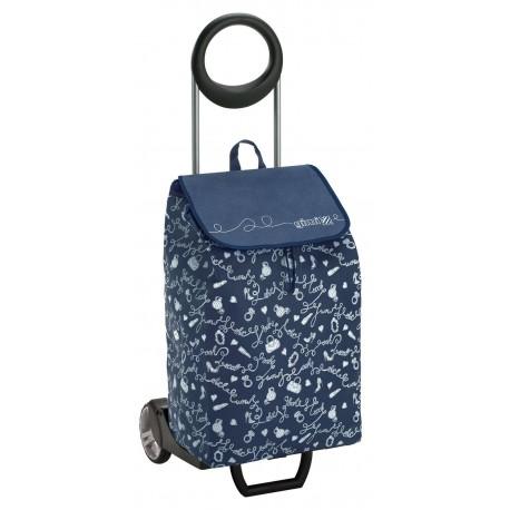 Wózek na zakupy Gimi Easy Granatowy