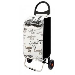 Wózek na zakupy Aurora City Londyn