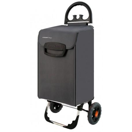 Wózek na zakupy Aurora Milano Szary
