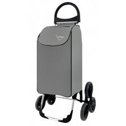 Wózek na zakupy Aurora Verona Szary