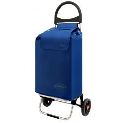 Wózek na zakupy Aurora Rio Thermo Niebieski
