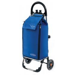 Wózek na zakupy Aurora FREEZER CLICK Niebieski
