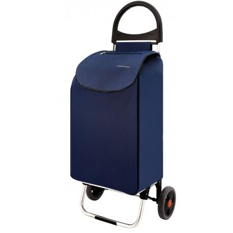 Wózek na zakupy Aurora RIO Granatowy