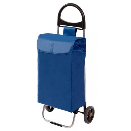 Wózek na zakupy Aurora Ercole Niebieski