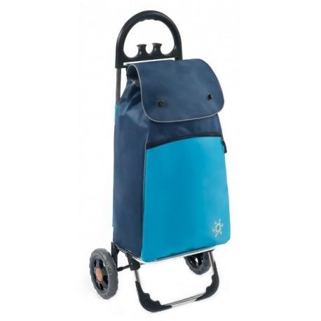 Wózek na zakupy Aurora BOLZANO Niebieski