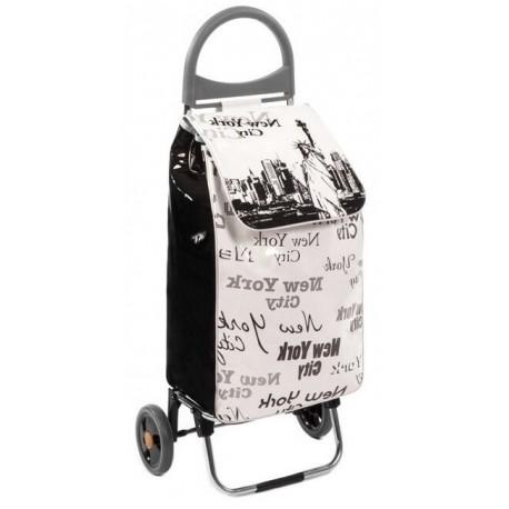 Wózek na zakupy Aurora City Nowy Jork