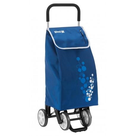 Wózek na zakupy Gimi Twin Granatowy