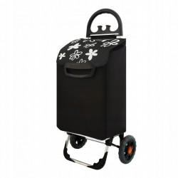 Wózek na zakupy Aurora MILANO Czarny