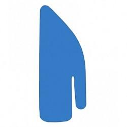 Pokrowiec na deskę Top House Festival Niebieski