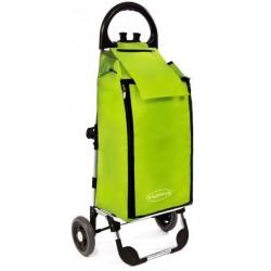 Wózek na zakupy Aurora FREEZER CLICK Zielony