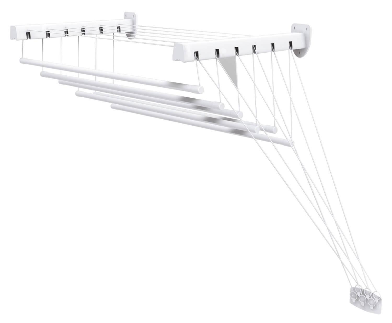 Suszarka na pranie GIMI Lift 200 Sufitowa Ścienna 12mb