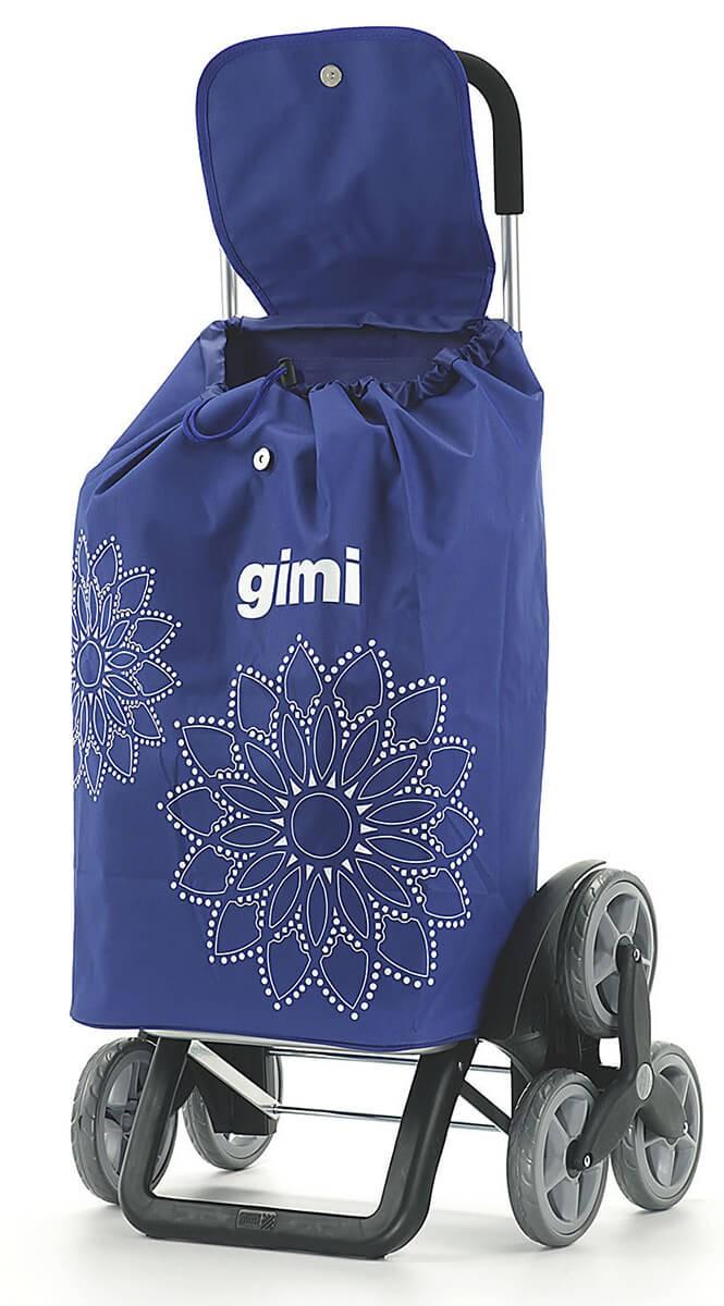 Otwarty wózek na zakupy Gimi Tris