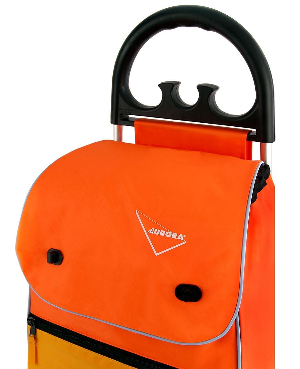 Rączka wózka na zakupy Aurora Bolzano